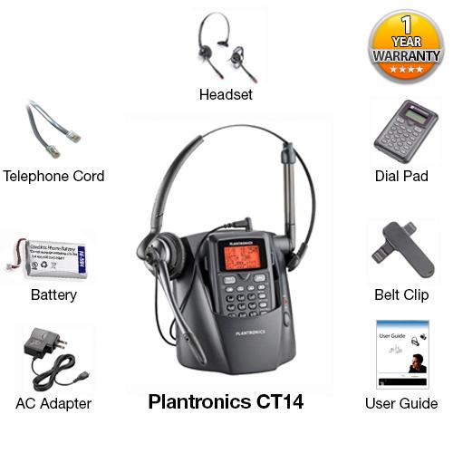 plantronics ct14