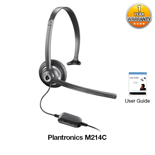plantronics m214c