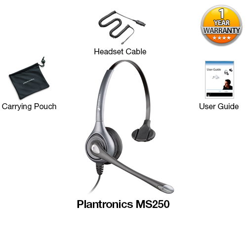 plantronics ms250