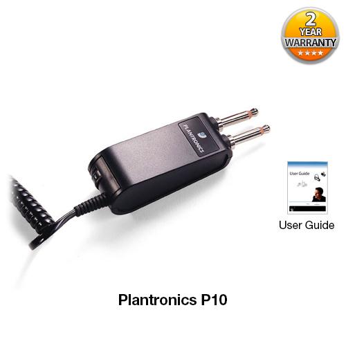 plantronics p10