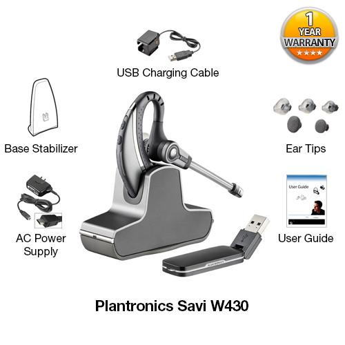 plantronics w430
