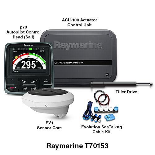 raymarine t70153