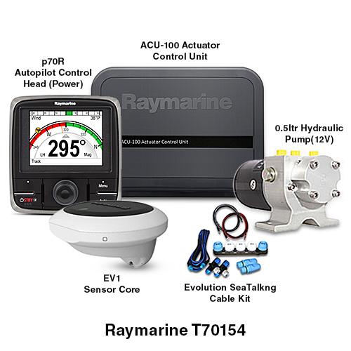 raymarine t70154