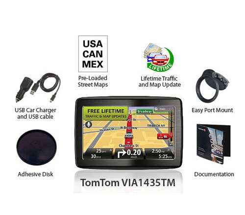 tomtom via1435tm r