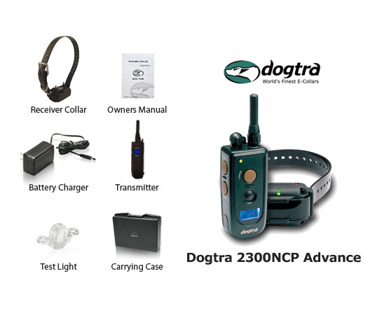 dogtra 2300ncp expandable