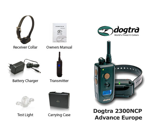 dogtra 2300ncp expandable europe