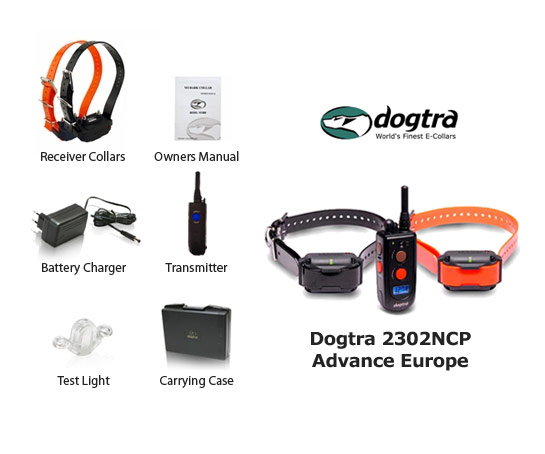 dogtra 2302ncp expandable europe