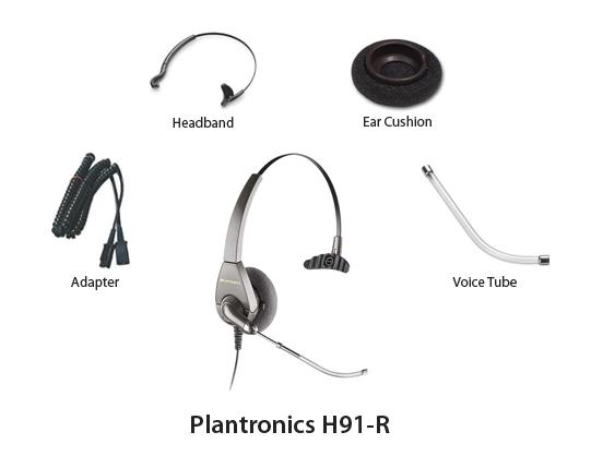 plantronics encore h91